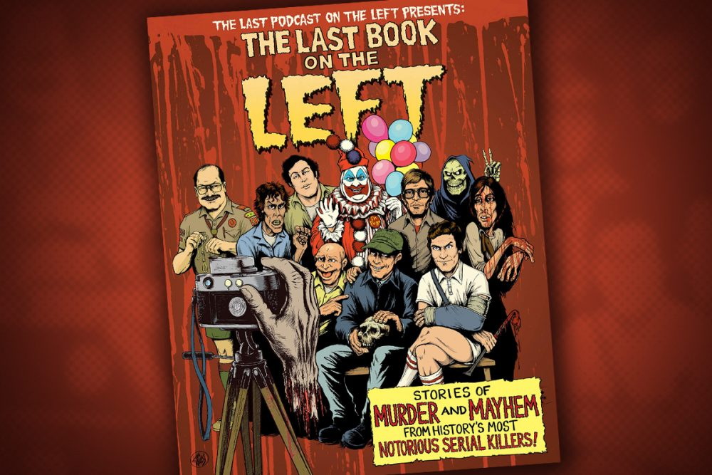 The Last Book On The Left Aims To Be An Evil Mad Magazine Houston Public Media One time i went as elvis for halloween and ended up decidedly more jim jones. the last book on the left aims to be