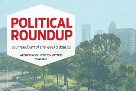 Houston Matters Political Roundup