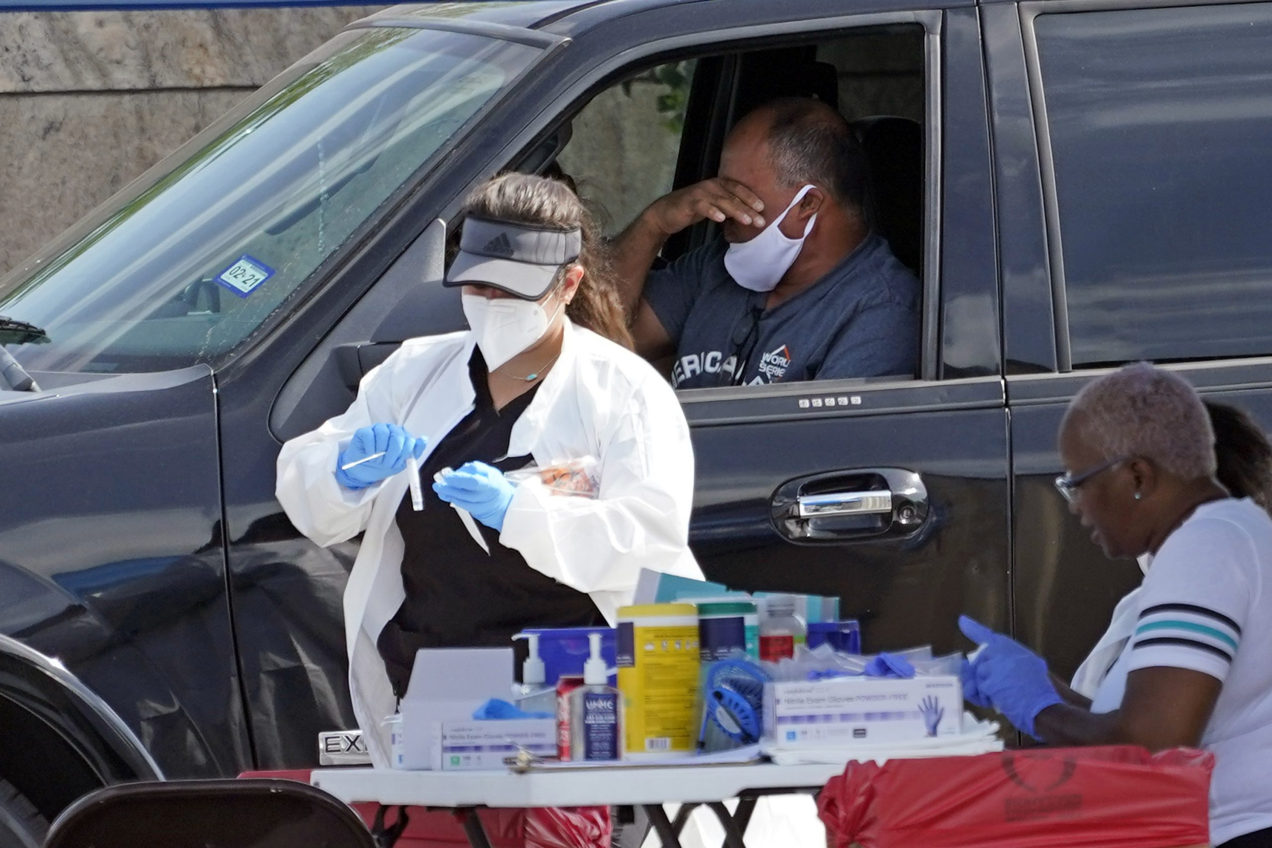 Coronavirus In Greater Houston Third Straight Day Of Record Covid 19 Deaths In Texas 11 More Die In Houston Houston Public Media