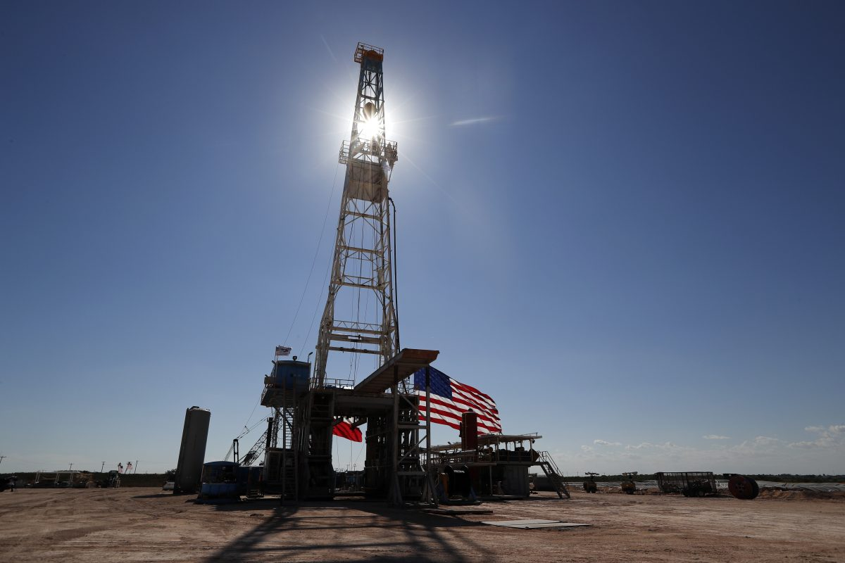 Oil Is In Trouble. So Is Texas