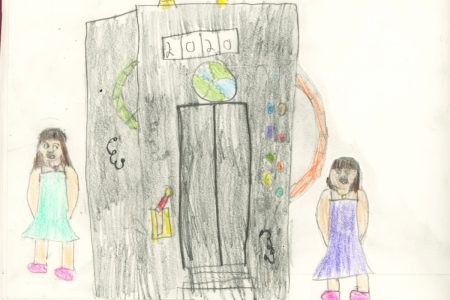 "Isabella Woodfill, 3rd Grade, ""Alison's Time Machine"""