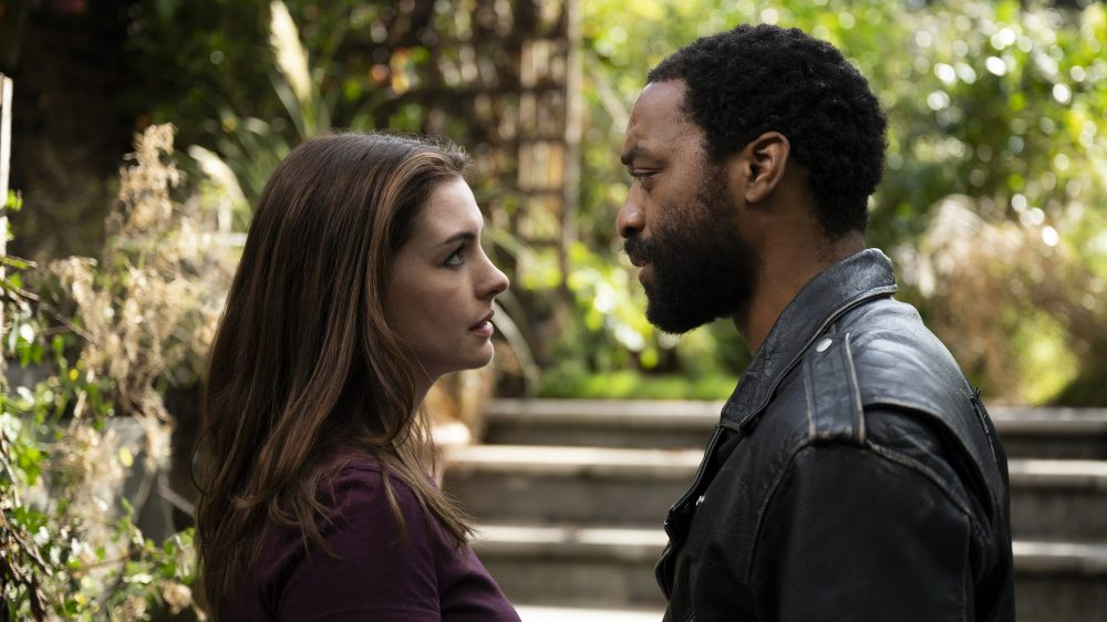Anne Hathaway and Chiwetel Ejiofor