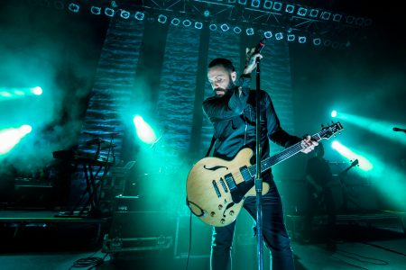 Justin Furstenfeld of Blue October
