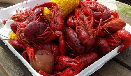 Crawfish from Boil House