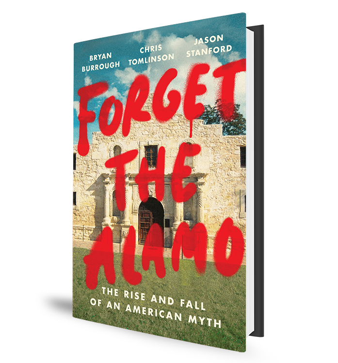Examining The Real Story of The Alamo And Why The Myths Persist – Houston  Public Media